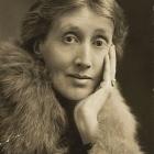 Portrait de Virginia Woolf